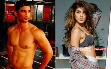Sushant Singh Rajput And Rhea Chakraborty Now Begin House Hunting, After Staying At The Latter's Apartment- EXCLUSIVE