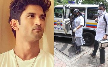 Sushant Singh Rajput Death: Forensic Team Arrives At The Actor's Mumbai Residence, After His Family Members Demand CBI Inquiry