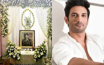 Sushant Singh Rajput Death: Prayer Meet Held In Patna By The Late Actor's Family In Memory Of Their Beloved Son