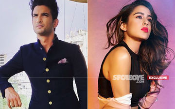 Sushant Singh Rajput REFUSES To Star In A Commercial With Former Ladylove, Sara Ali Khan- EXCLUSIVE