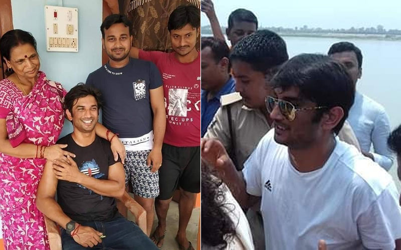 Sushant Singh Rajput Visits Bihar After 17 Years To Fulfil Late Mother's Wish