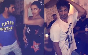 Videos: Sushant Singh Rajput, Shraddha Kapoor & Rajkummar Rao Dance Like No One's Watching