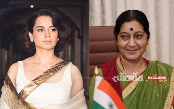 सुषमा स्वराज के निधन से कंगना रनौत सदमें में, कहा- राष्ट्र ने महिला सशक्तिकरण की आइकॉन और एक महान नेता को खो दिया है
