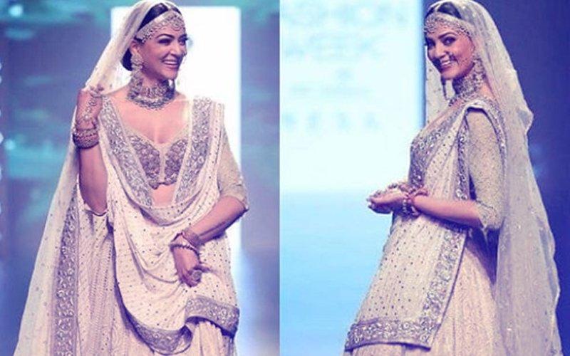 Sushmita Sen Makes For A BREATHTAKING BRIDE. Click here for PICS