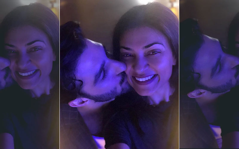 Wedding Bells For Sushmita Sen And Boyfriend Rohman Shawl This November?
