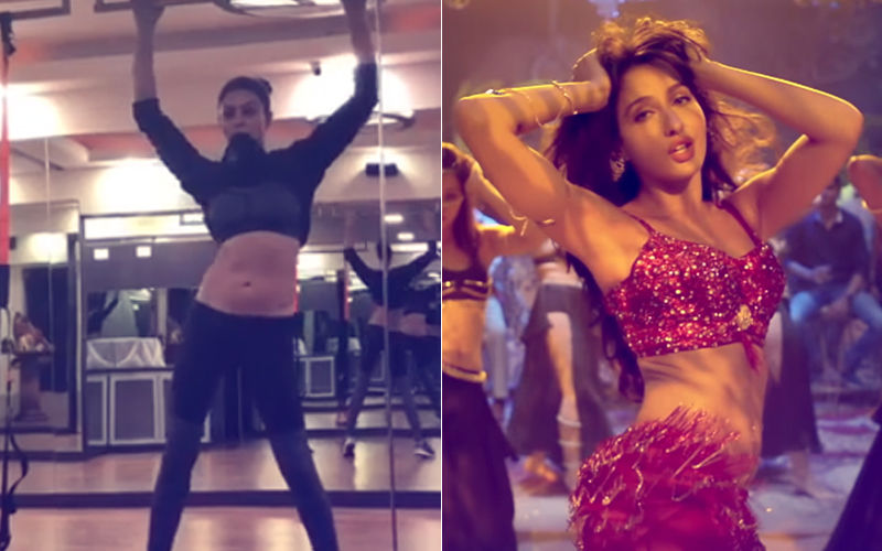 Sushmita Sen's Dilbar Act Is Winning The Internet; Actress Shows Nora Fatehi How It's Done