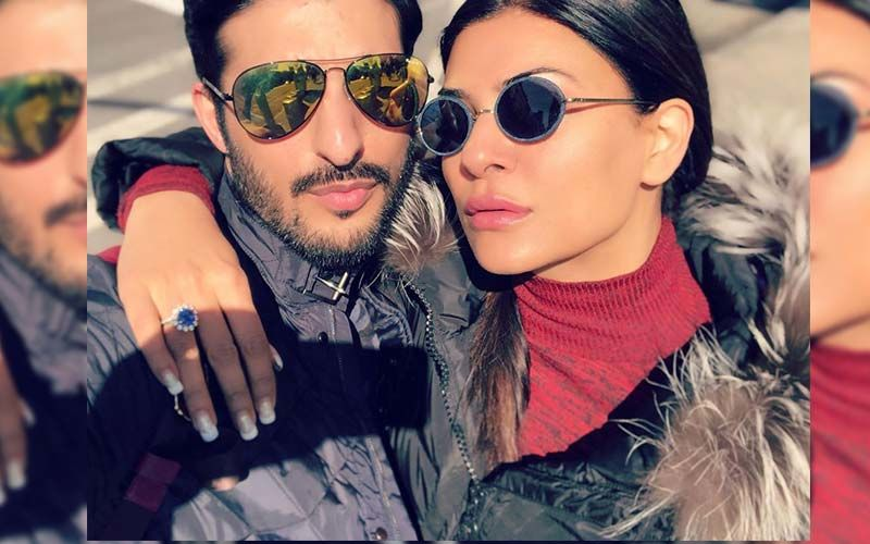 Sushmita Sen Reveals How She Met Boyfriend Rohman Shawl For The First Time