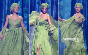 Sushmita Sen's Hot Ramp Walk Will Make You Crave To See Her On The Big Screen Again