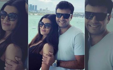 Sushmita Sen's Birthday Wish For Ex-Boyfriend Ritik Bhasin Will Make You Believe In Theory Of Ex-Lovers Can Be Friends