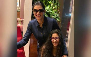 Sushmita Sen's Daughter Renee's Instagram Account Hacked; Actress Announces On Social Media, Calls The Hacker An 'Idiot'