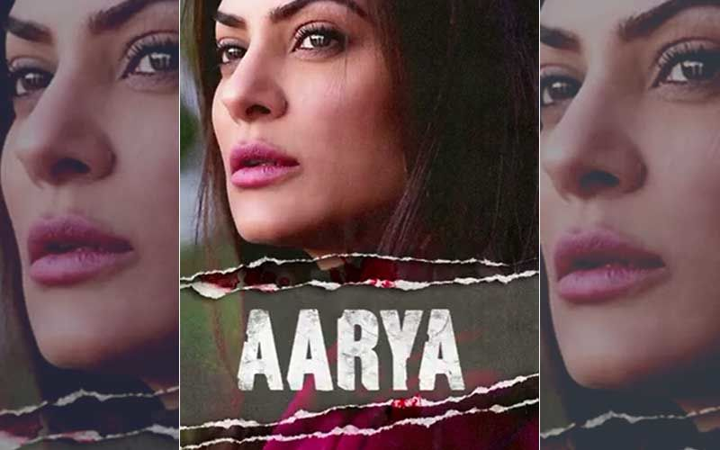 Sushmita Sen Announces Aarya 2 With An Intriguing Picture; Makers Begin Shooting For 2nd Season