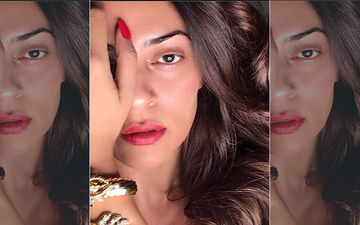 Sushmita Sen Goes Au Naturel In This Stunning Picture, Netizens Can't Get Over That Glow On Her Face