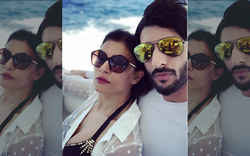 Sushmita Sen And Boyfriend Rohman Shawl's Cosy Maldives Getaway Is Only And Only About Love, Pictures Inside