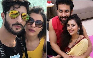 Sushmita Sen And BF Rohman Shawl Dash Off For A Long Vacation To Dubai; Brother Rajeev Sen And Charu Asopa To Join Them Soon