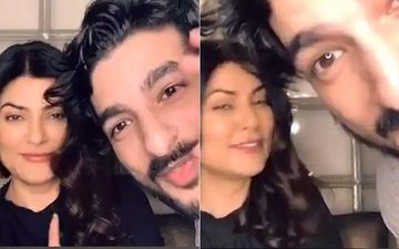 Sushmita Sen's BF Rohman Shawl Joins Her Instagram Live Chat; Croons 'Bade Achhe Lagte Hain', Dedicating It To Her- WATCH