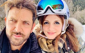 Happy Birthday Hrithik Roshan: Ex-Wife Sussanne Khan Sends Warm Birthday Wishes For 'The Most Incredible Man'