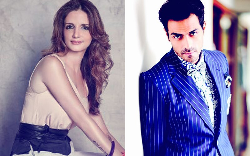 Sussanne Khan LIKES Arjun Rampal's Daddy Poster. Is Friendship On The Cards?