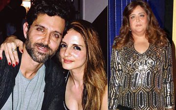 "Sussanne Stands Up For Hrithik's Sister Sunaina Roshan: Pens An Emotional Note, ""She Is In An Unfortunate Situation"""