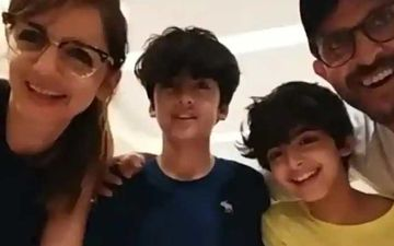 Hrithik Roshan Celebrates Son Hrehaan's B'day With Ex-Wife Sussanne Khan And Fam With A Unique Lockdown Twist