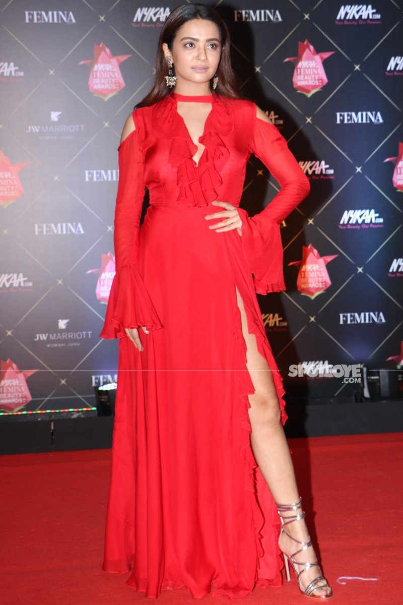 suvreen chawla at femina awards
