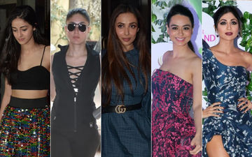 STUNNER OR BUMMER: Ananya Panday, Kareena Kapoor Khan, Malaika Arora, Soundarya Sharma Or Shilpa Shetty?