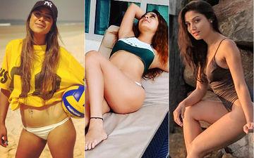 Bikini Babes Nia Sharma, Sara Khan, Donal Bisht Give 2019 A Sexy Start