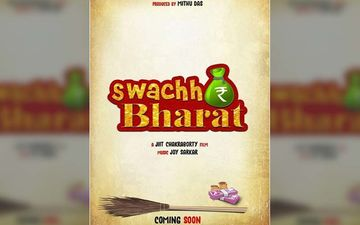 Jiit Chakraborty Announces His Next Film 'Swachh Bharat', Shares Poster On Facebook