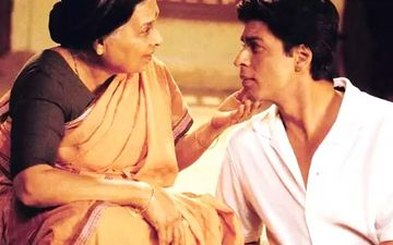 Swades Actress Kishori Ballal Passes Away, SRK Mourns The Loss Of Kaveri Amma: 'She Would Reprimand Me For Smoking'