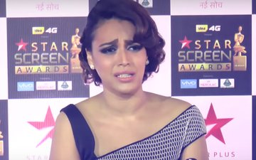 Swara Bhasker's DOUBLE STANDARDS: Can't Use The Word VAGINA On Family Channel!