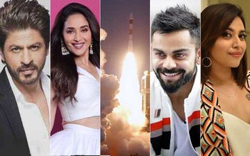 Chandrayaan 2: Shah Rukh Khan, Swara Bhasker, Virat Kohli, Madhuri Dixit Share Their Excitement