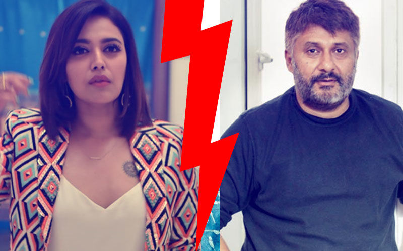 "Swara Bhasker Gets Vivek Agnihotri's Twitter Account Blocked After He Asks Her, ""Where Is The Placard -- ""#MeTooProstituteNun?"""