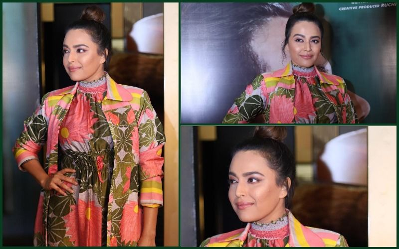 FASHION CULPRIT OF THE DAY: Swara Bhasker Is Suffering From Floral Overdose!