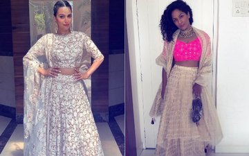 Sonam Kapoor's Mehendi: Swara Bhasker & Masaba Gupta Are All Set For The Celebrations