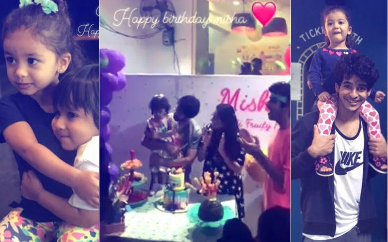 Misha Kapoor Turns 2: Inside Pics From Shahid Kapoor & Mira Rajput's Daughter's Birthday Bash