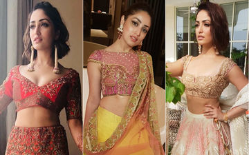 6 Traditional Looks Of Yami Gautam Which Will Inspire You This Navratri Season