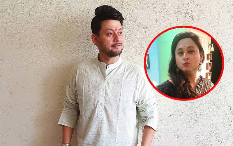 Swwapnil Joshi Looking Lovely As A Lady In This Post