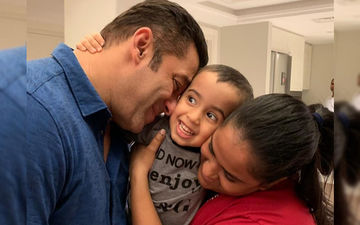 Don't Mess With Salman Khan's Sister! Arpita Shoots Down A Troll For Calling Ahil Polio Affected