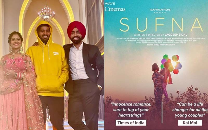 Sufna 2: Ammy Virk And Tania Starrer 2020 Romantic Movie Announces Its Sequel