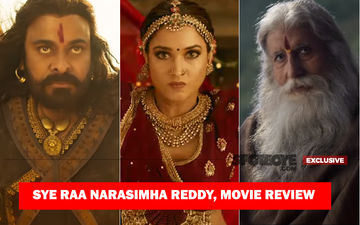 Sye Raa Narasimha Reddy, Movie Review: This Bachchan-Chiranjeevi-Tamannaah Bravado Is Adrenaline Pill Ready
