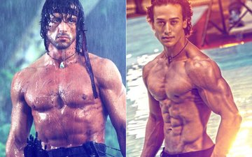 Tiger Shroff To Star In Indian Remake Of Sylvester Stallone's Rambo