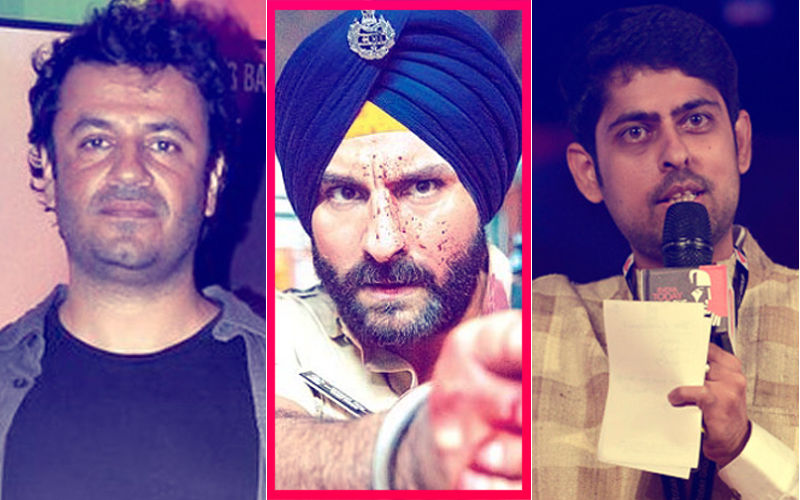 Is Saif Ali Khan Saying: Vikas Bahl & Varun Grover 'Sex Scandals' May Change Sacred Games' Credits?