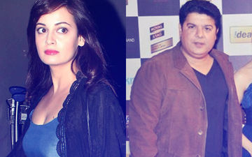 Dia Mirza Calls Sajid Khan 'Obnoxious' And 'Sexist'