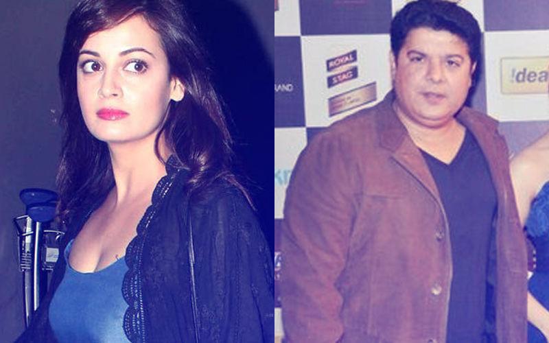 Dia Mirza Calls Sajid Khan 'Obnoxious' And 'Sexist'