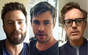 After Avengers, Thor Chris Hemsworth Wants To Reunite With Iron Man Robert Downey Jr And Captain America Chris Evans For This Film