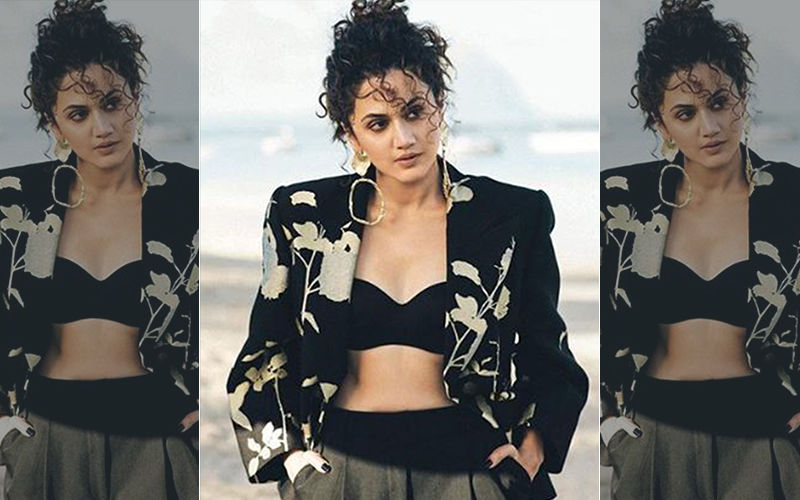 Taapsee Pannu Reveals She Was Openly Written Off As Bad Luck For The Industry; Producers Wouldn't Cast Her