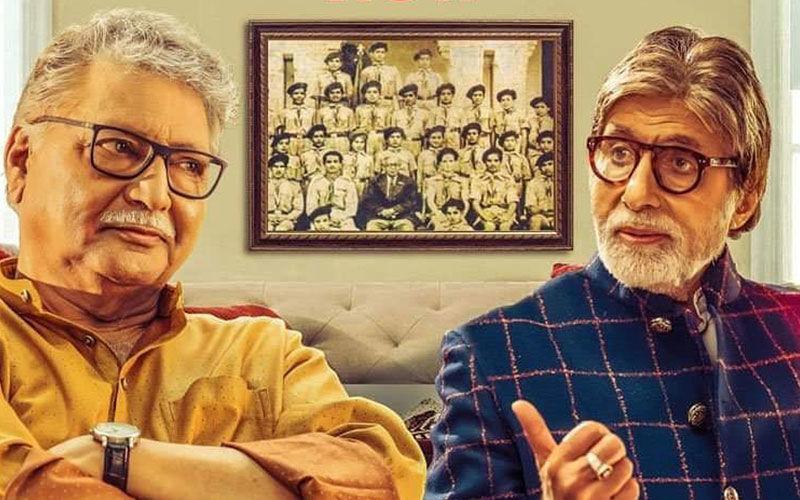 AB Aani CD: Amitabh Bacchan Shouts Out Vikram Gokhale As 'Chandu Mi Aloy' In The New Teaser