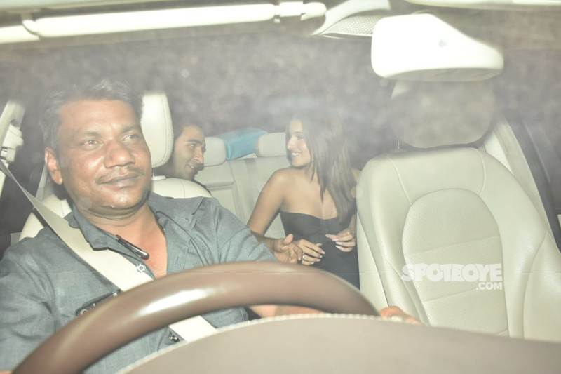 Tara Sutaria And Aadar Jain