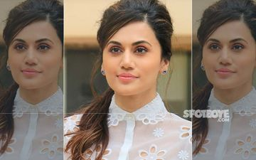 Taapsee Pannu Shares Screenshots Of Abusive Messages; Hits Back At A Troll With A Savage Reply After Being Called 'Faltu Heroine'