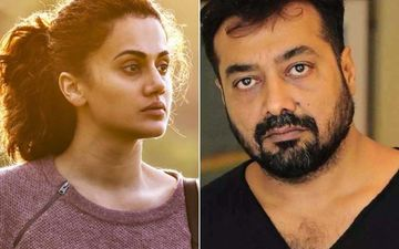 Taapsee Pannu Defends Anurag Kashyap After Payal Ghosh's Sexual Harassment Allegations: 'You, My Friend, Are The Biggest Feminist I Know'
