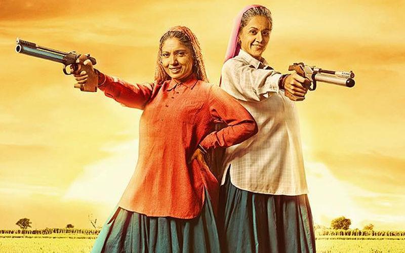 तापसी पन्नू और भूमि पेड्नेकर की फिल्म 'सांड की आंख' का कल होगा टीज़र रिलीज़, सोशल मीडिया पर शेयर किया वीडियों